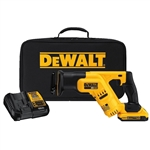 Dewalt DCS387D1 20V MAX Compact Cordless Recip Saw Kit (2.0AH)