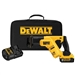 DCS387P1 20V MAX Compact Reciprocating Saw Kit (5.0Ah) by Dewalt Tool