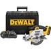 DCS391P1 20V MAX Lithium Ion Circular Saw Kit by Dewalt Tool