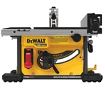 DewDewalt FLEXVOLT 60V MAX* 8-1/4In Table Saw Kit