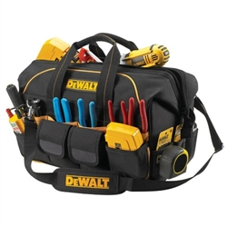 "Dewalt DG5553 18"" Pro Contractor's Closed-Top Tool Bag"