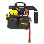 Dewalt DG5663 6-Pocket Framer's Nail and Tool Bag