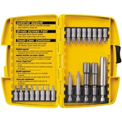 DeWalt DW2161 21-Piece Screwdriving Set