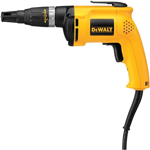 DeWALT DW255 Heavy-Duty VSR Drywall Screwdriver