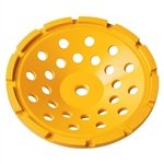 "DW4773T 7"" XP Turbo Diamond Cup Wheel by Dewalt"