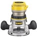 Dewalt DW616 1-3/4 HP (Maximum Motor HP) Fixed Base Router