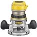 DeWalt DW618 - 2-1/4 HP Electronic Vs Fixed Base Router