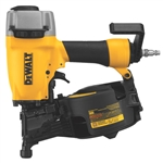 DeWalt DW66C-1 15° Coil Siding and Fencing Nailer