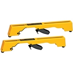 DeWalt DW7231 Miter Saw Workstation Tool Mounting Brackets
