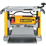 DeWalt DW734 Heavy-Duty 12-1/2 Thickness Planer with Three Knife Cutter-Head