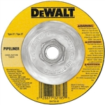 "DeWalt Tools DW8435 4-1/2' x 1/8"" x 5/8""-11 Pipeline Cutting/Grinding Wheel (10)"