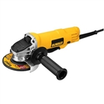 DWE4012 7-Amp 12000 RPM Paddle Switch Small Angle Grinder by Dewalt Tools