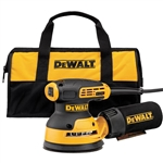 "Dewalt DWE6423K 5"" Variable Speed Random Orbital Sander - SANDERS-RANDOM ORBIT (PALM GRIP)"