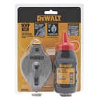 DWHT47255L Chalk Reel with Red Chalk by Dewalt