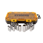 "DWMT73812 20 Piece 3/8"" Drive Deep Socket Set by Dewalt Tools"