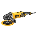 Dewalt Tools DWP849X 7 Inch Variable Speed Polisher with Soft Start