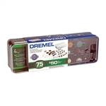 707-01 75-pc Accessory Tin Can by Dremal Accessories