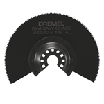 MM452 Universal Wood/Metal Flush Cut Blade by Dremal Accessories