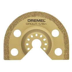 "Dremel MM500 1/8"" Grout Removal Blade"
