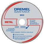 SM510C 3pk Metal Cut-Off Wheel by Dremal Accessories