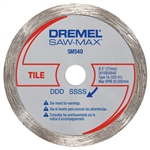 SM540 Diamond Wheel by Dremal Accessories