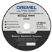US520-01 Masonry Cutting Wheel by Dremal Accessories