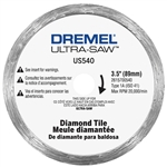 US540-01 Diamond Tile Wheel by Dremal Accessories