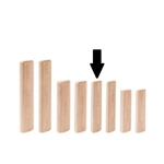 Festool 498214  Domino XL Beech 10x80mm Tenons, 150 Pack-Joiners : Tenons