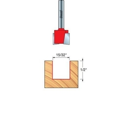Freud Router Bits: 16-109 Mortising Bit  - Straight, Spiral & Trim Bits