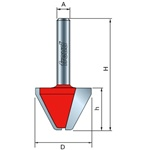 Freud Router Bits: 20-574 Lettering Bit - Edge Treatment