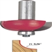 Freud Router Bits: 30-107 Cove Bit - Edge Treatment
