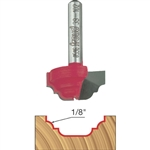 Freud Router Bits: 39-112 Cove & Bead Groove Bit - Edge Treatment