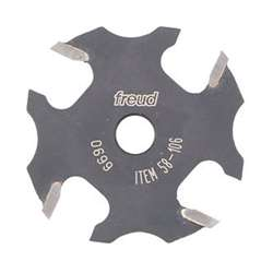 Freud Router Bits: 58-106 Four Wing Slotting Cutter - Joinery