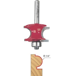 Freud Router Bits: 80-106 Traditional Beading Bit - Edge Treatment