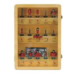 Freud 90-100 15 PIECE ROUTER BIT SET