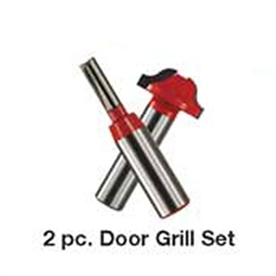 Freud 98-329 2 PIECE DOOR GRILL SET -C & B