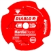 Freud D0504DHA 5 in. x 4 Tooth (PCD) Fiber Cement HardieBlade