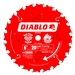 Diablo D0620X 6 Inch Circular Saw Blades for Wood Cutting Cutting by Freud