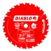Diablo D0724X 7-1/4 Inch Circular Saw Blades for Wood Cutting Cutting by Freud