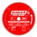 Diablo D0770FM 7 Inch Circular Saw Blades for Metal Cutting Cutting by Freud