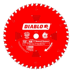Diablo D1244X 12 Inch Circular Saw Blades for Wood Cutting Cutting by Freud