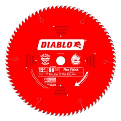 Diablo D1280X 12 Inch Circular Saw Blades for Wood Cutting Cutting by Freud