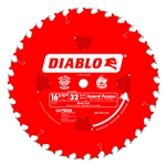 Diablo D1632X 16-5/16 Inch Circular Saw Blades for Wood Cutting Cutting by Freud