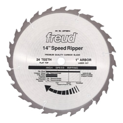Freud LM71M014 14X24X1 FLAT TOP saw Blade
