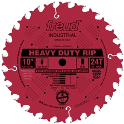 Freud LM72R012 12-Inch 30 Tooth FTG Glue Line Ripping Saw Blade with 1-Inch Arbor and PermaShield Coating