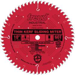 Freud Lu91R010 10 X 60 X 5/8 Atb Red Perma Shield