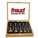 Freud PB-100 Sixteen Piece Precision Shear™ Forstner Bit Set