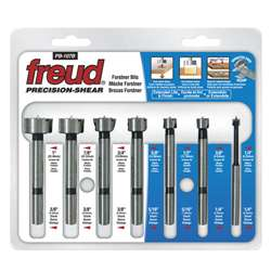 Freud PB-107B 7 PIECE FORSTNER BIT SET