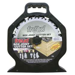 Freud SBOX8 8 Inch BOX JOINT CUTTER Dato Set