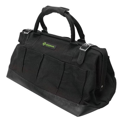 "Greenlee 0158-11 20"" Electrician's Canvas Bag"